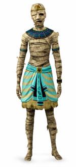 Из жизни мумий
