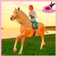 Лошадь, единорог (верховая езда)