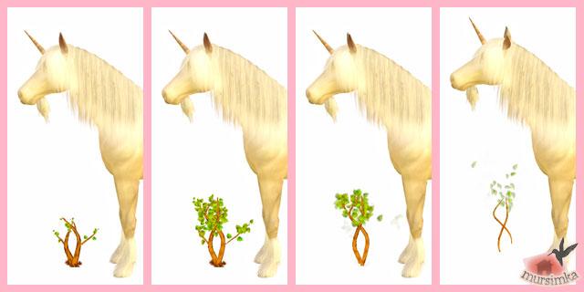 Единороги - волшебные существа