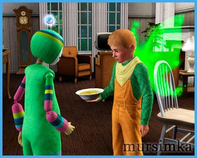 Как убрать сима из семьи в симс 4 - 9b51