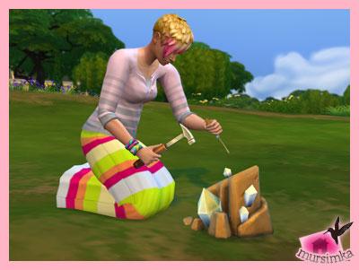 Коллекционирование в The Sims 4